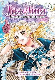 Josefina. La emperatriz de las rosas #2