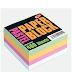 Coloured Jotter Block