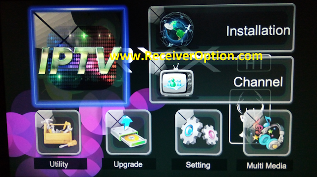 ORYX A1 1507G 1G 8M NEW SOFTWARE WITH NASHARE PRO & HAHA IPTV OPTION