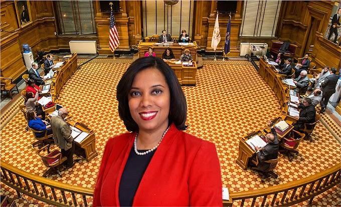 Sabina Matos representa el poder político de la mujer dominicana en EEUU como presidenta del ayuntamiento en Providence
