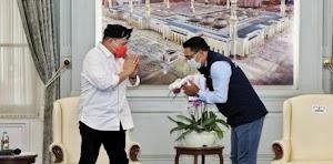 Gubernur Jabar Minta Keadilan Politik, Ketua DPD RI: InsyaAllah Akan Saya Sampaikan Langsung Ke Presiden