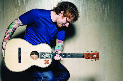 ed sheeran, castle on the hill, sheet music, news, chords, entertainment, single, billboard, mtv, vh1