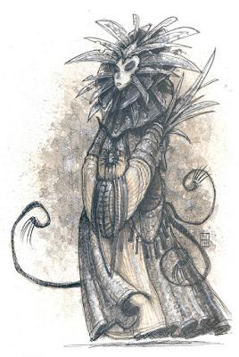 Villanos - Señora de las Pesadillas