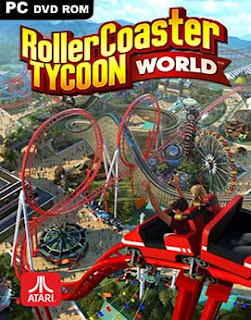 ROLLERCOASTER TYCOON WORLD EARLY ACCESS CRACKED