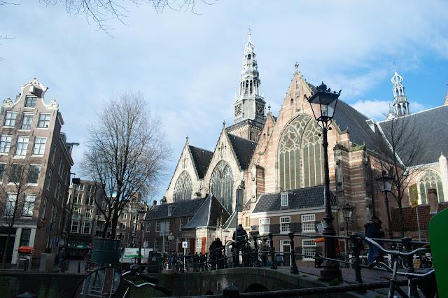 Oude Kerd, eski kilise,