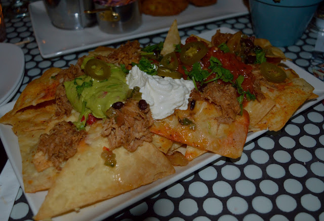 All Bar One Nachos