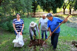 PMO define projetos para recuperação de 20 nascentes em Ourinhos