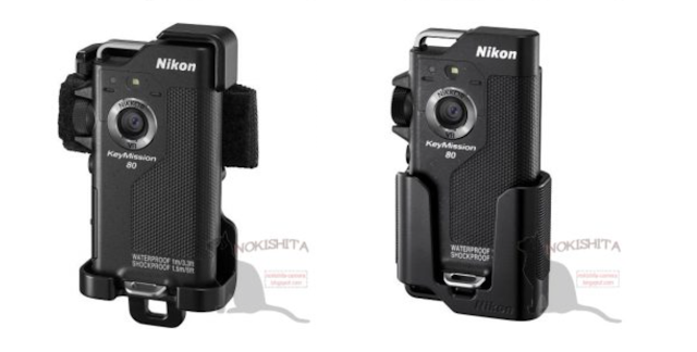 Nikon KeyMisson 80,圖片來源:擷取自 Nikon Ruomrs 網站