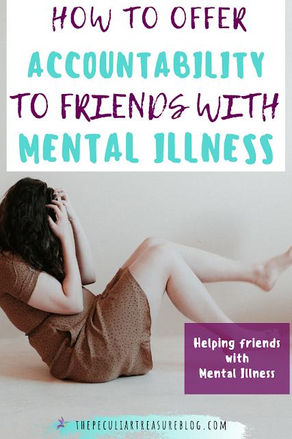 Accountability for mental illness