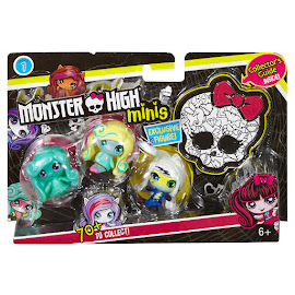 MH Releases I 3-pack #3 Mini Figure