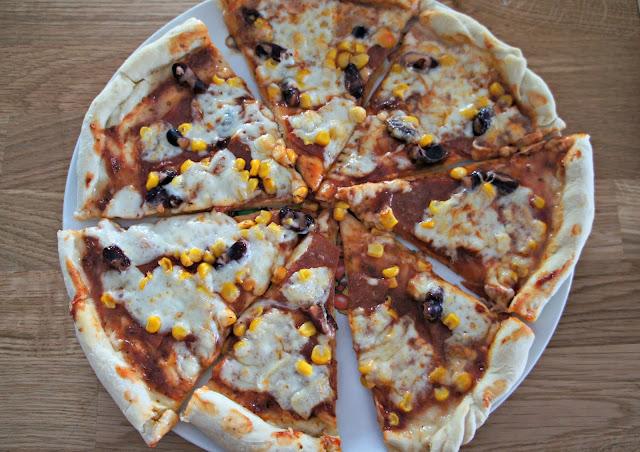przepis na ciasto do pizzy