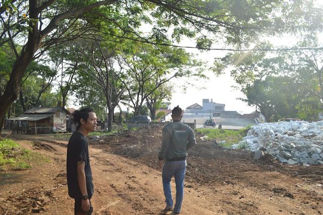 LSM BMI : Renovasi Stadion Benteng Diduga Ajang Korupsi, Foto Istimewa Korantangsel.com