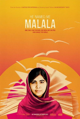 He Named Me Malala [2015] [DVDR] [NTSC] [Latino]