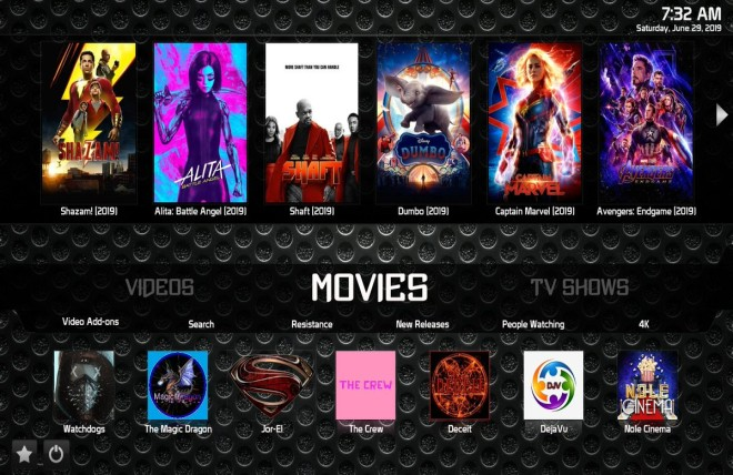 Best Kodi Build For Firestick 2020.Slamious Build Kodi Best Build Kodi 18 Leia 2020 New