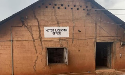 See The Ancient Building Still Being Used By The Anambra State Government (Photos)