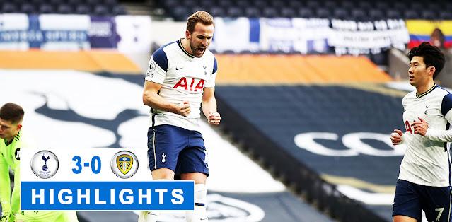 Tottenham Hotspur vs Leeds United – Highlights