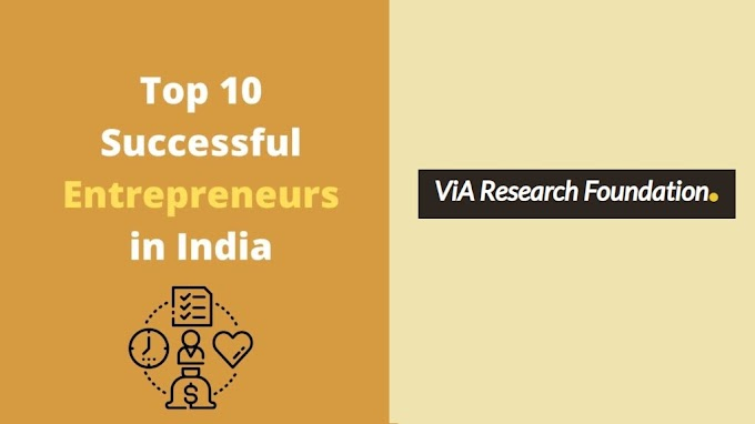 Top 10 Indian Entrepreneurs