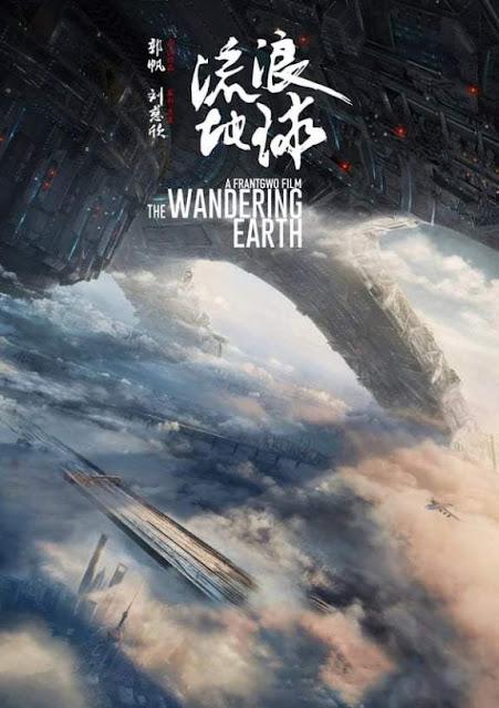The Wandering Earth 2019 Dual Audio Chinese-English Hindi Sub 720p