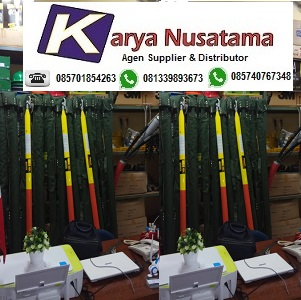 Jual Hastings Telescopic Hot 10.5 Meter Fiber Glass Stick Pole di Kalimantan