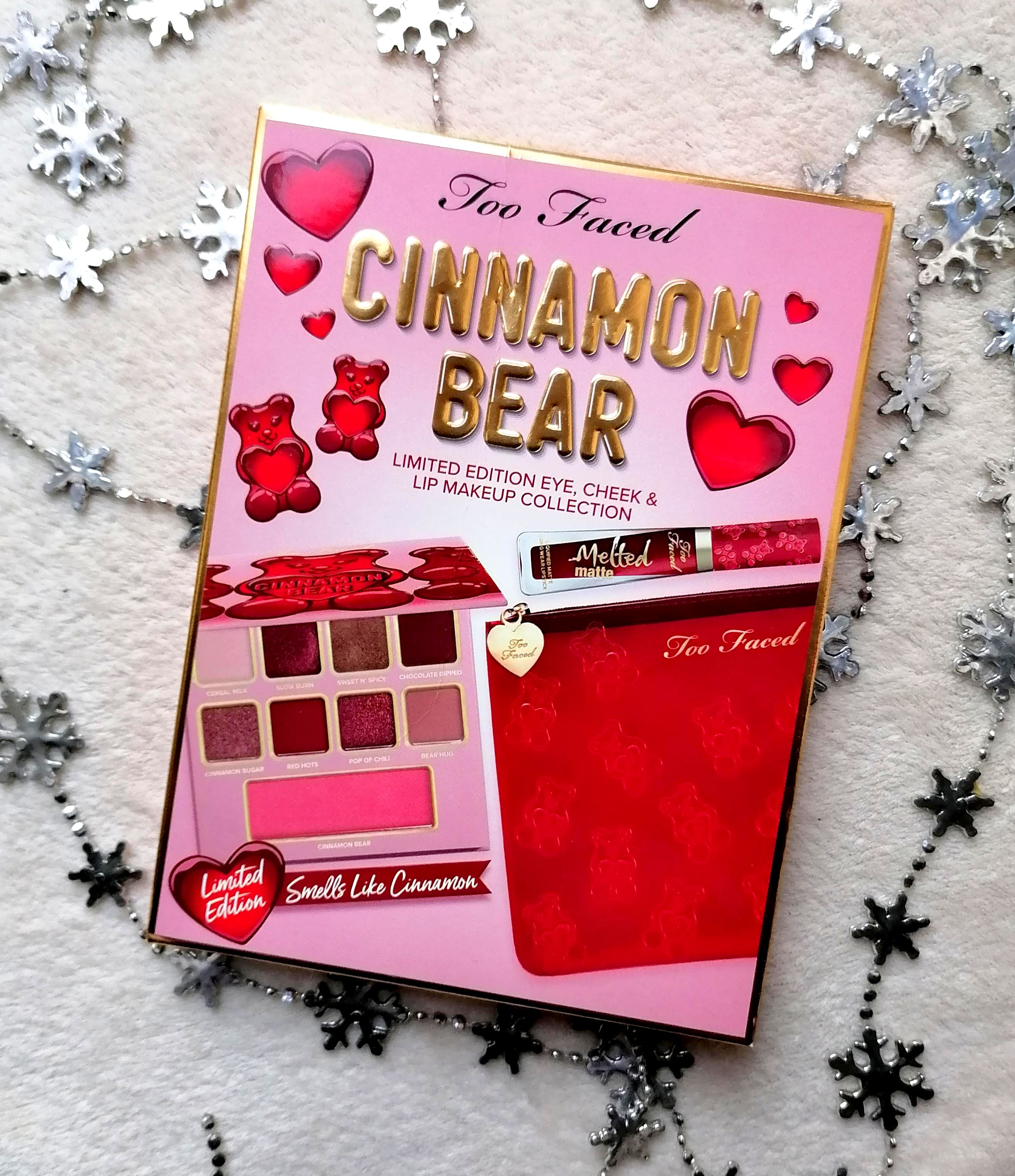 Cinnamon Bear Make up set de TOO FACED