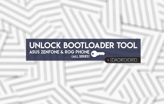 APK Unlock Bootloader Asus Android (Zenfone dan ROG Phone)
