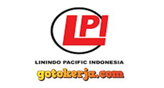 Loker LPI PT Linindo Pacific International