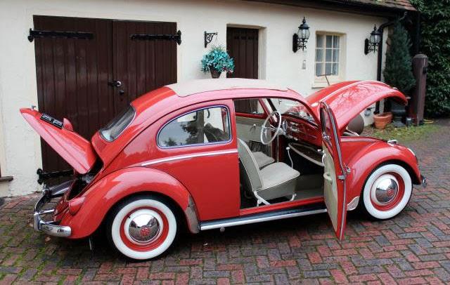 1960 Vw Rag Top Beetle Buy Classic Volks