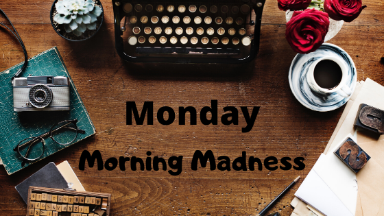 {Monday Morning Madness} - Book Blogger Hop, Midnight Horror Reviews, and SVGs