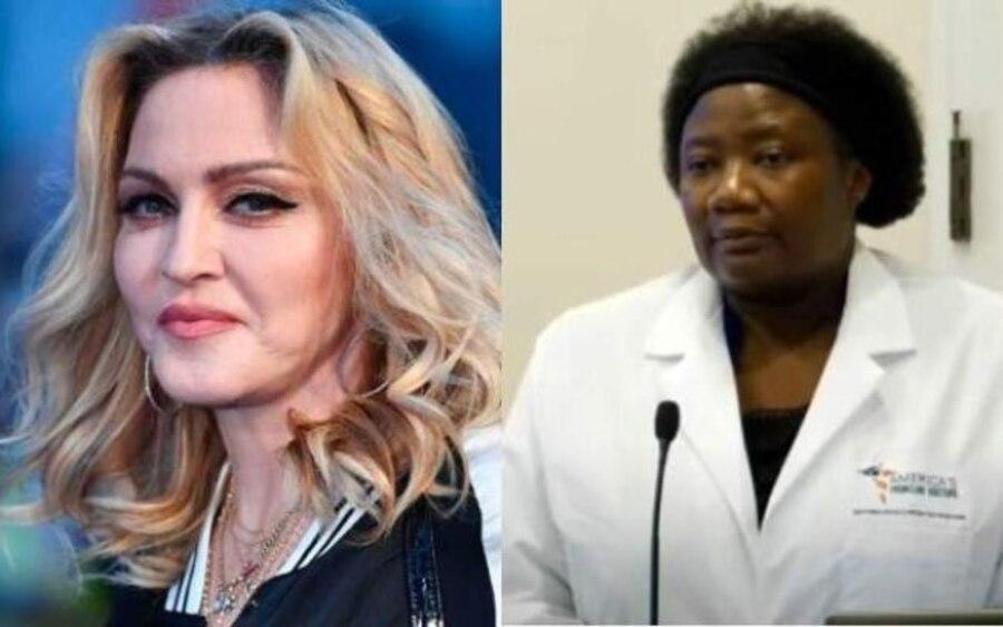 Madonna é censurada por rede social após compartilhar vídeo defendendo a cloroquina