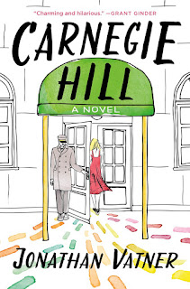 review of Carnegie Hill by Jonathan Vatner