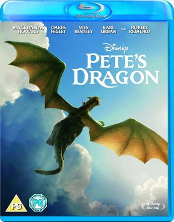 Petes Dragon 2016 English 720p BRRip 950MB