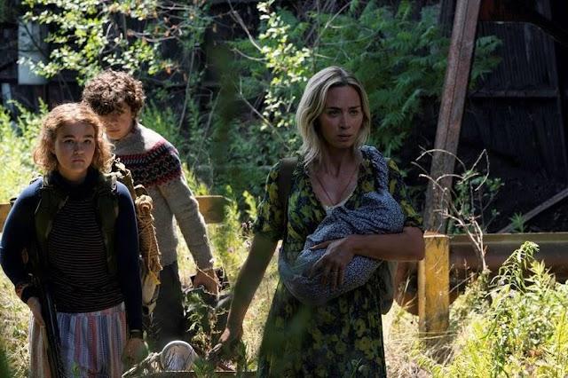 Paramount Divulga Trailer Final de Um Lugar Silencioso 2