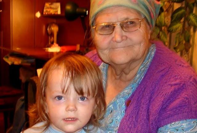 Отец сплавил дочь, бабке с дедом, а сам пропал на 25 лет.