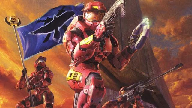 قصة خرائط Halo 2 متعددة اللاعبين: المواعيد النهائية الضيقة وفريق صغير وزيارة من Napoleon Dynamite