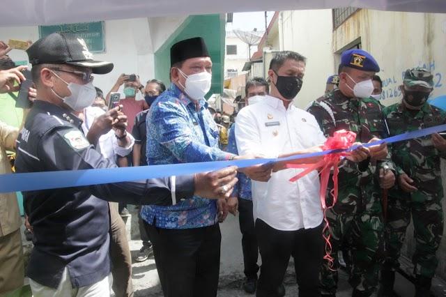 Pencanangan BNN Kota Pematang Siantar Kelurahan Melayu Bersih Narkoba (BERSINAR)