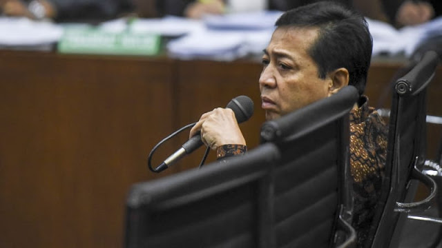 KPK Segera Periksa Setya Novanto sebagai Tersangka