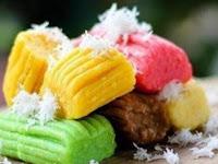Kuliner Kue Tradisional Getuk Lindri Yang Terbuat Dari Singkong