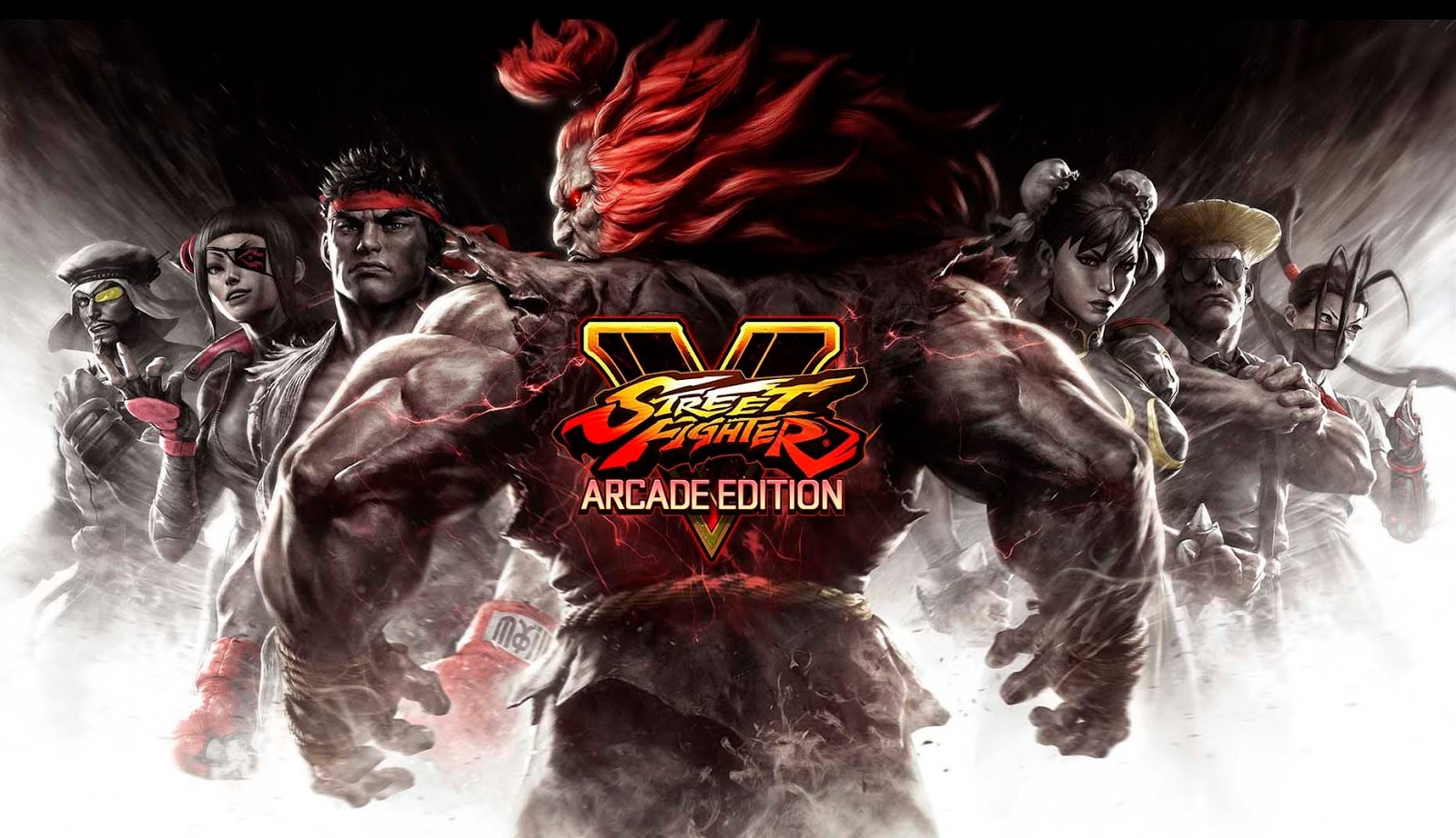 Street Fighter 5's New DLC Characters Leaked on Steam Before EVO