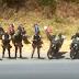 Cícero Dantas-BA: PRF realiza Operação Cavalo de Aço na BR 110 e recolhe 14 motos