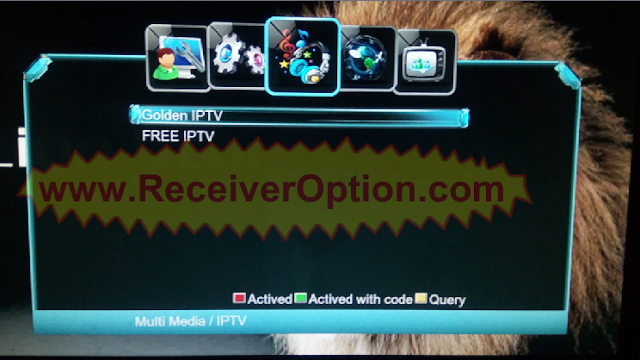 1506F 512 4M LION STAR 2090 HD RECEIVER NEW SOFTWARE