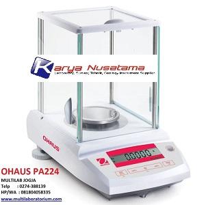 Jual Timbangan Analitik OHAUS PA224 di Semarang