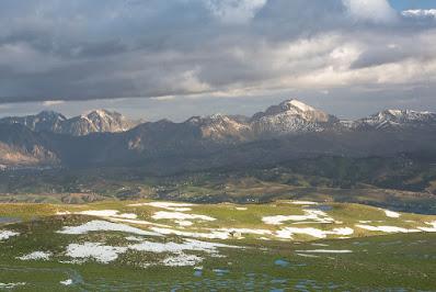 Babor Mountains