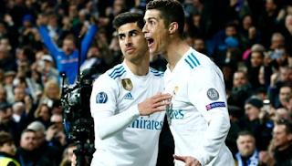 نجم ريال مدريد وخلافة رونالدو