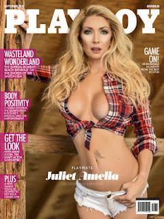 Playboy Australia – Septiembre 2019 PDF digital