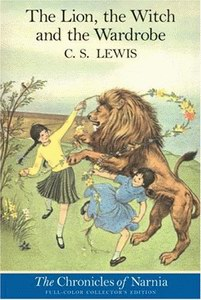 Cover of The Chronicles of Narnia: The Lion, The Witch, And The Wardrobe