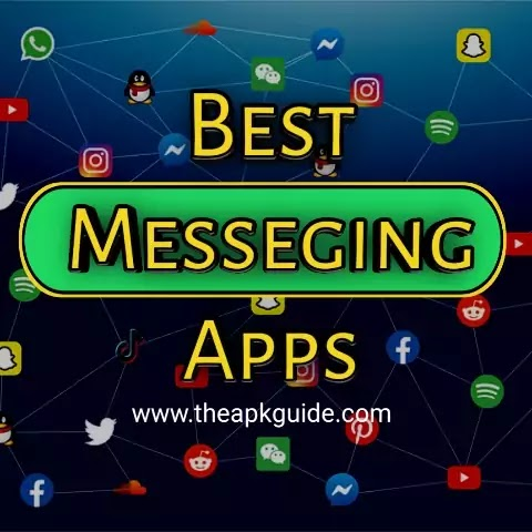 Top Most Popular Messaging Apps Forever in The World 2021 in English