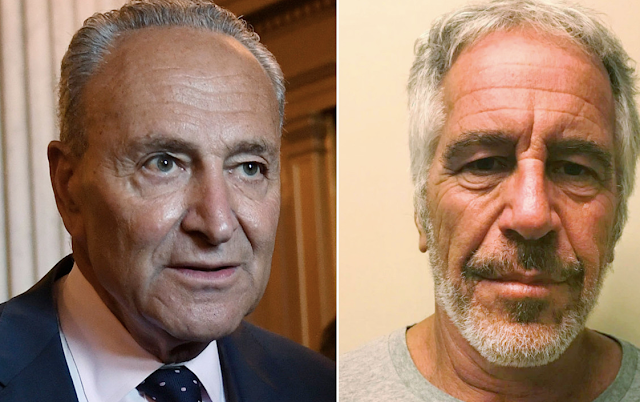 Schumer got thousands in donations from Jeffrey Epstein