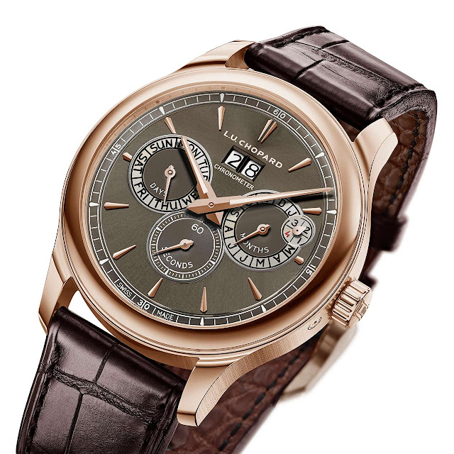 Chopard L.U.C Perpetual Twin 2020 in rose gold