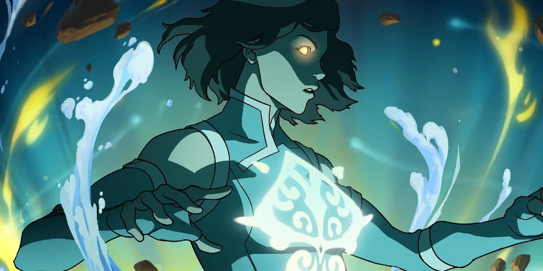 Avatar Korra (Book 1 - 4) Batch Subtitle Indonesia