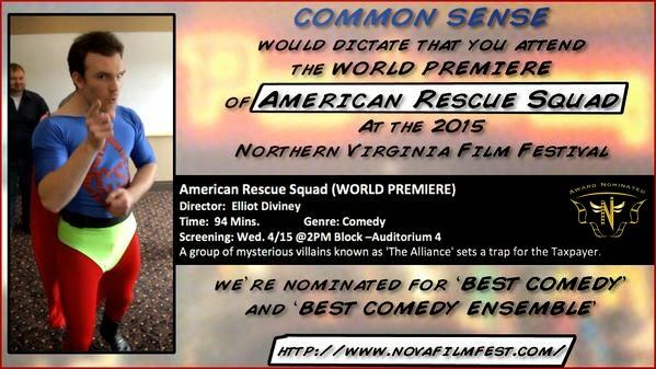 American Rescue Squad Festival Ad